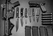 Weapons / by Tyler Houston