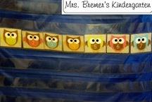 I love teaching kindergarten / by Julie Dinger