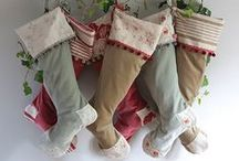 Christmas stockings / by Cecilia
