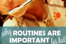 ☞Establish Routines / by Lisa  @ Back2SimpleLife Farms