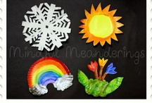 ☂Learning Science ☁ Nature ☄(space, weather, seasons, ect) / by Lisa  @ Back2SimpleLife Farms