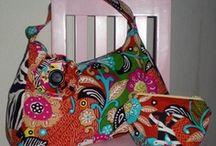 Fabulous Fun Bag Patterns / by Linda A. Miller