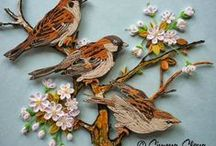 Quilling / by Susan Tackett