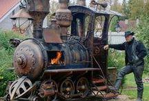 Steampunk & Such / by Mark Brill
