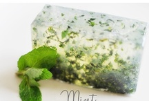 Bath and body products / by Michelle Hambly