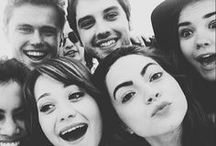 Behind the Scenes with The Fosters Cast! / by The Fosters