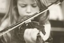 music ❤ / by Katherine Bobbett