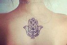 Tattoos / by Natessa Negron