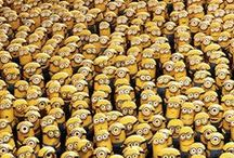 Minions by the Millions! / by AuroraApril
