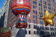 I Love A Parade... / ...if it's Macy's...and it has floats...and Santa! / by AuroraApril