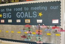 Goal-Oriented! / How do you display and track progress towards your classroom goals? / by YES Prep