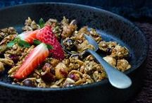 The Granola|Cereal|Muesli / by MellOnWheels