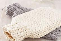 Knitting & crochet / by Teresa Estrem