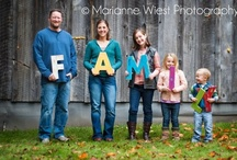 Family Photo Ideas / by Wendy Rex