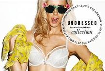 undressed by marlies|dekkers / A modern take on a sexy, fresh, fashionable look with an affordable price tag. The collections are composed out of the extensive archives of the designer.  / by marlies|dekkers