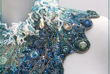 Beadwork! / Beadwork inspiration and tuts~ / by Kay Kay Torres