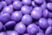 Purple / by Sandra Early