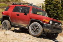 FJ CRUISER / by Alison Noppenberger