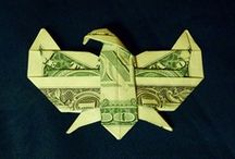 Cool Money / Origami  / by Patricia C