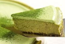 Green tea sweets / by Maria M. Folch