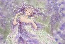Fairytale Images / Fairytale pictures and illustrations / by Bookish Ashlee