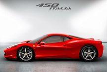 "Ferrari / Ferrari... The most beautiful sports cars of the ""Cavallino Rampante"" are here ! / by Nico Mari"