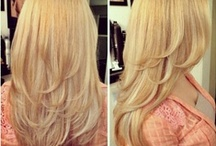 hair / by Elyssa <3