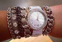 *jewelry&watches* / by Elyssa <3