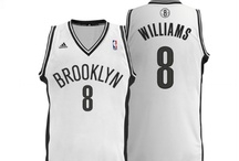 Hello Brooklyn! / Get the brand new Brooklyn Nets merch' at nbastore.eu now!  / by NBA Europe