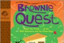 Brownie Quest / Go on a Brownie Quest - led by the Brownie Elf herself! You'll learn all about the three keys to leadership and how to change the world with your Brownie friends. / by GSKSMO Programs