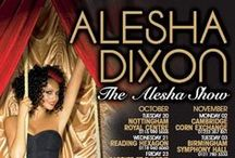 The Alesha Show Tour (2009) / by Alesha Dixon (aleshaworld.com)