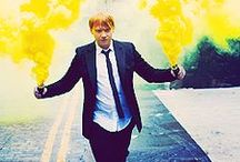 Rupert Grint / Rupert Grint / by Enemy of Man Movie