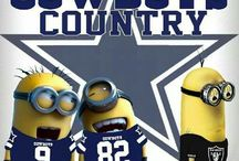 Cowboys / Favorite Team / by Jet Setter