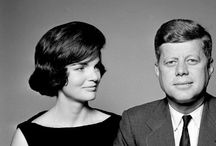 JFK and Co / by Loloscrap