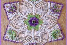 Crochet Doilies / by Sharon Moroz