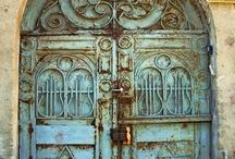 tRavErSe??? / Doors, Gates, Stairways, etc... / by Heather Watts