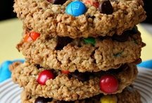 cookie monster / yes, a separate board just for cookies is necessary / by Alex Sawatzky