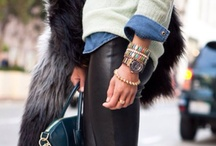 Style - The Later Months / Fall, Winter and Early Spring Wearables  / by Jessica Zimmerman