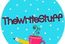*~Write Stuff Writing Ideas~* / Inspiring little writers...one word at a time. / by TheWriteStuff