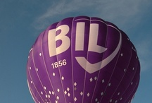 BIL Hot Air Balloon / by BIL Banque Internationale à Luxembourg