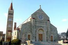 Catholic Faith, Catholic Churches & Rosaries / by Natalie Sugg