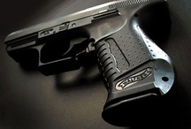 Firearms / by Kai Harrison
