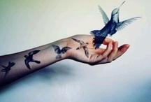 tattoos / by caryse en-queen