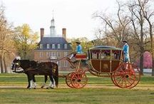 Colonial Williamsburg / by Becca Tildy Jane