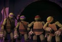 Teenage Mutant Ninja Turtles 2012-2013 (at the moment)  / these are pins i have found of my FAVORITE tv show TMNT 2012-2013... Enjoy! :D / by Kaitlyn Hanna