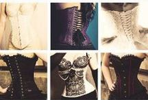 Corsetry / by Marie S