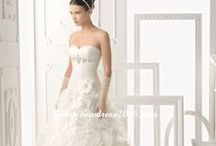 Wedding Dresses / Pretty Wedding Dresses For Wedding Day / by Anna Chris