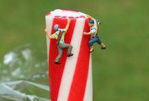 Little people by Slinkachu / by Jessica Hardy