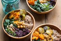Nutritarian & vegan / by Karine Rheault