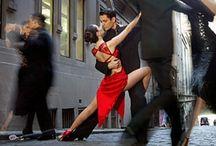 Tango / que me hiciste mal, y sin embargo te quiero, porque sos el mensajero del alma del arrabal.  / by Francois Toutssaint LaFayette